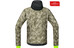 GORE BIKE WEAR Element Urban Print WS SO Jakke Herrer beige/oliven